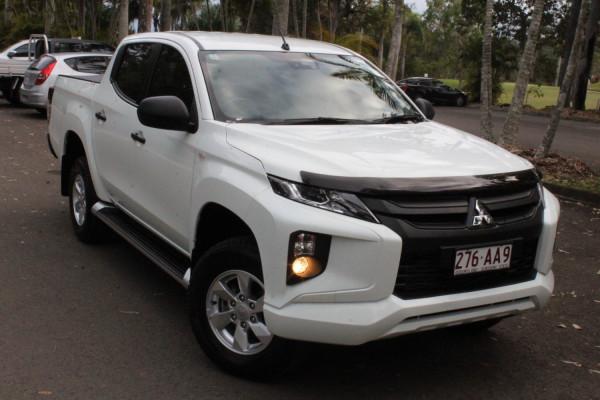 2019 MY20 Mitsubishi Triton MR  GLX+ Utility Image 2