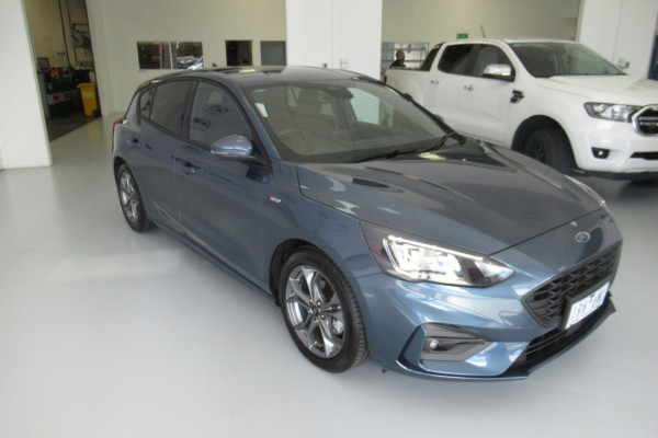 2019 MY19.25 Ford Focus SA 2019.25MY ST-LINE Hatchback