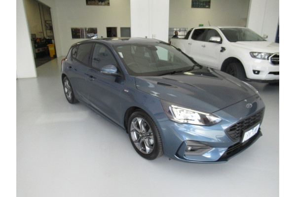 2019 MY19.25 Ford Focus SA 2019.25MY ST-LINE Hatchback Image 4