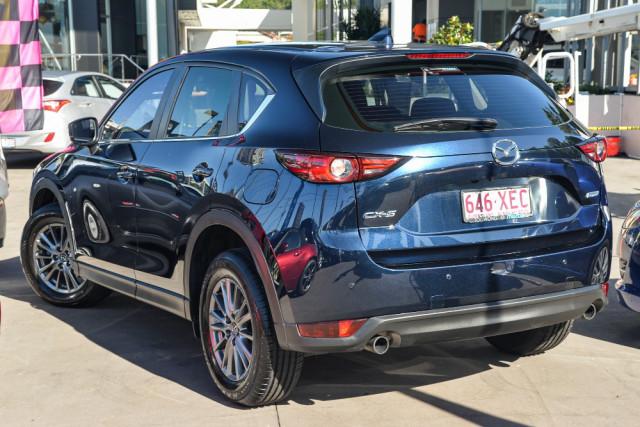 2017 Mazda CX-5 KF2W7A Maxx Sport Suv Image 2