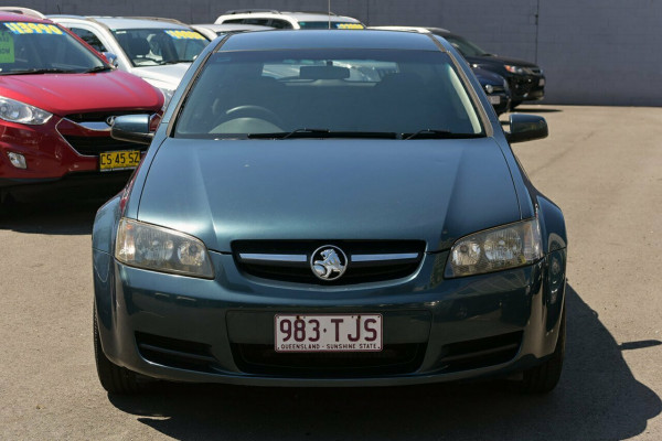 2010 Holden Commodore VE MY10 Omega Wagon Image 4