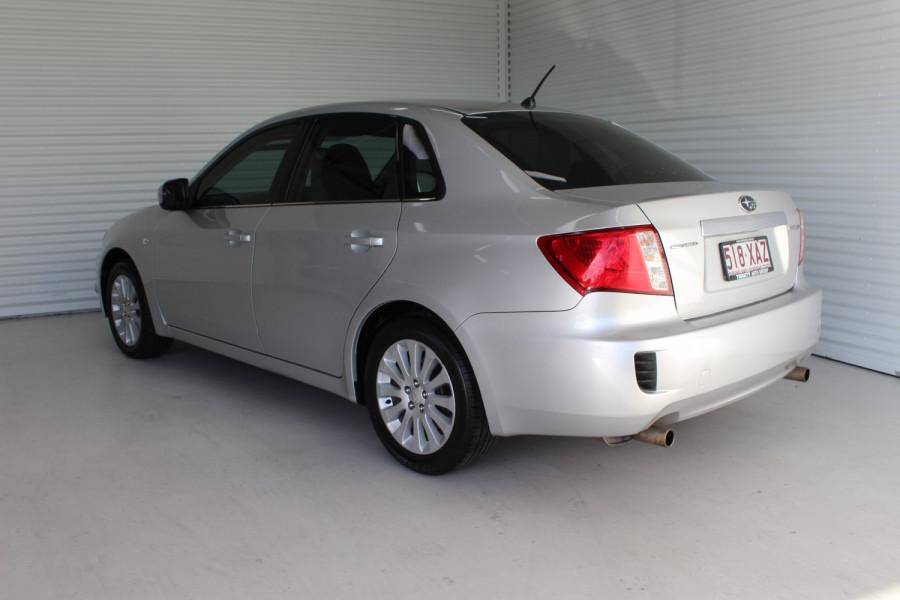 2010 Subaru Impreza G3 MY10 RX Sedan