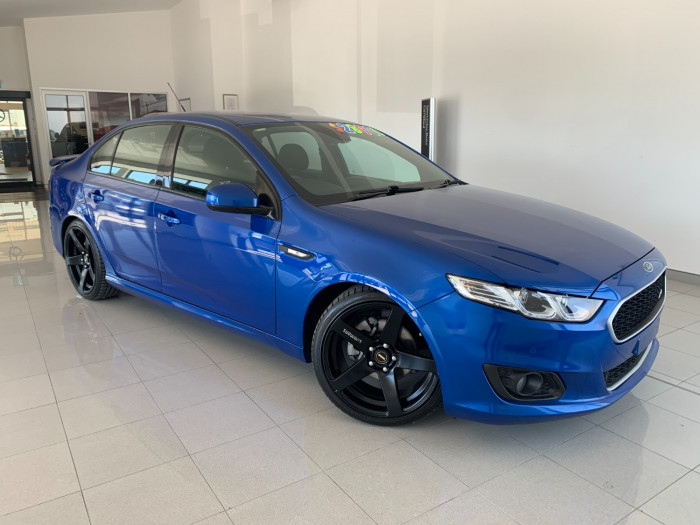 2016 Ford Falcon FG X XR6 Sedan Image 1