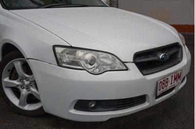 2005 Subaru Liberty 4GEN MY05 3.0R Sedan Image 4