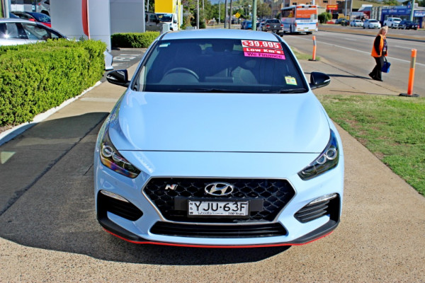 2019 Hyundai I30n PDE.3 I30 PERFORMANCE Liftback Image 2
