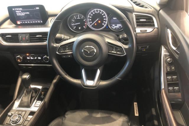 2016 Mazda 6 GL1031 GT Sedan Image 5