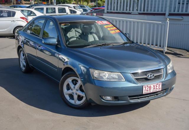2005 Hyundai Sonata NF Elite Sedan