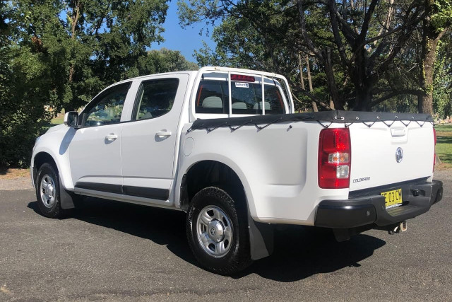 2015 Holden Colorado RG Turbo LS Ute Image 5