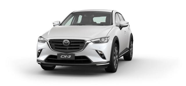 2021 MY0  Mazda CX-3 DK Akari Suv Mobile Image 3