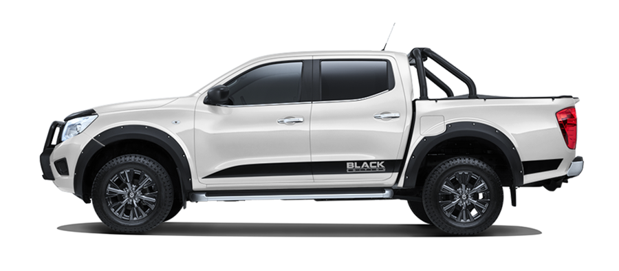 ST Black Edition 4x4 Dual Cab Pickup