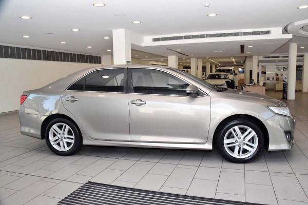 2013 Toyota Camry ASV50R Atara R Sedan