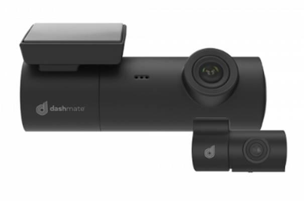 Barrel type dash camera