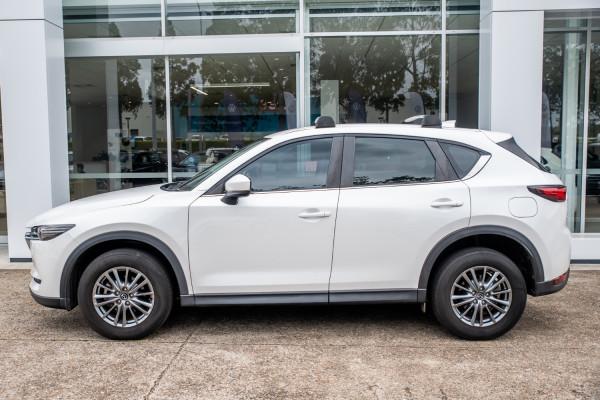 2017 Mazda CX-5 KE1072 Maxx Sport Suv Image 5