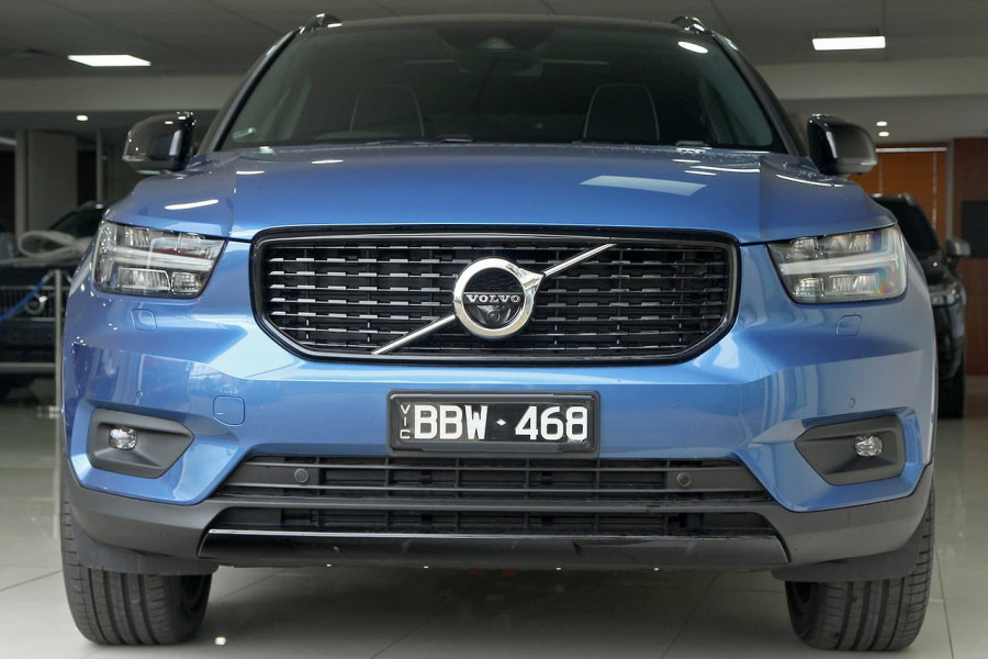 2019 Volvo Xc40 (No Series) MY19 T5 R-Design Suv Mobile Image 3
