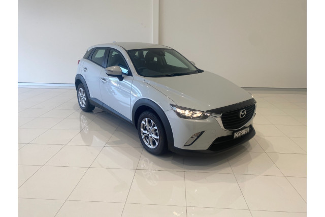 2018 Mazda CX-3 DK Maxx Suv