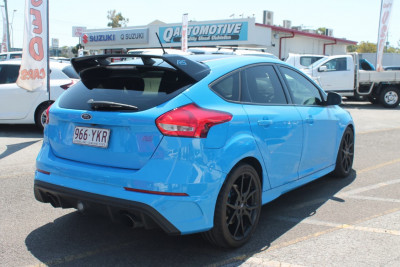 2017 Ford Focus LZ RS Ltd Edit. Hatchback