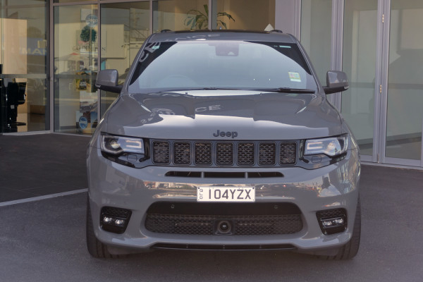 2019 Jeep Grand Cherokee WK SRT Suv Image 2