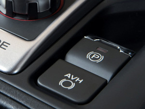 Auto Vehicle Hold (AVH) Image