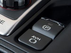 Auto Vehicle Hold (AVH) Image