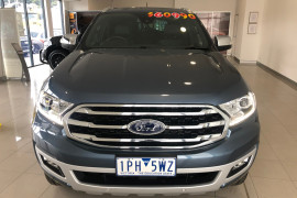 2019 MY19.75 Ford Everest UA II 2019.75MY Titanium Suv Image 2