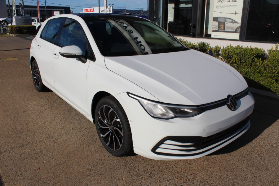 2021 Volkswagen Golf 8 110TSI Life Hatch
