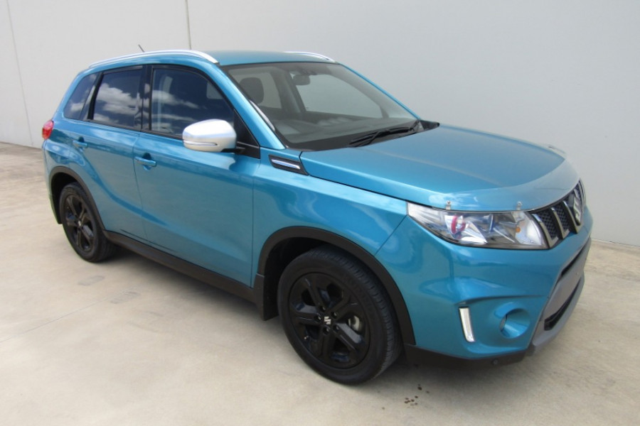 2018 Suzuki Vitara LY S TURBO Suv