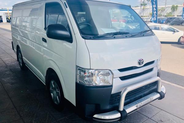 Toyota Hiace KDH201R
