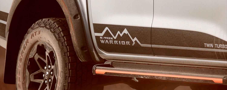 Navara N-TREK Warrior Image
