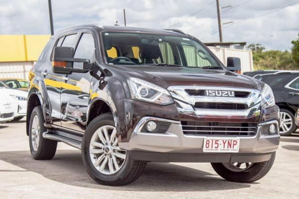2018 Isuzu Ute MU-X UC MY18 LS-T (4x4) Wagon