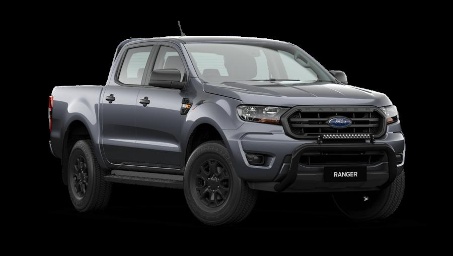 2021 MY21.25 Ford Ranger PX MkIII Tradesman Utility image 1