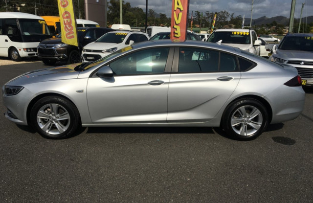 2018 Holden Commodore ZB Turbo LT Liftback