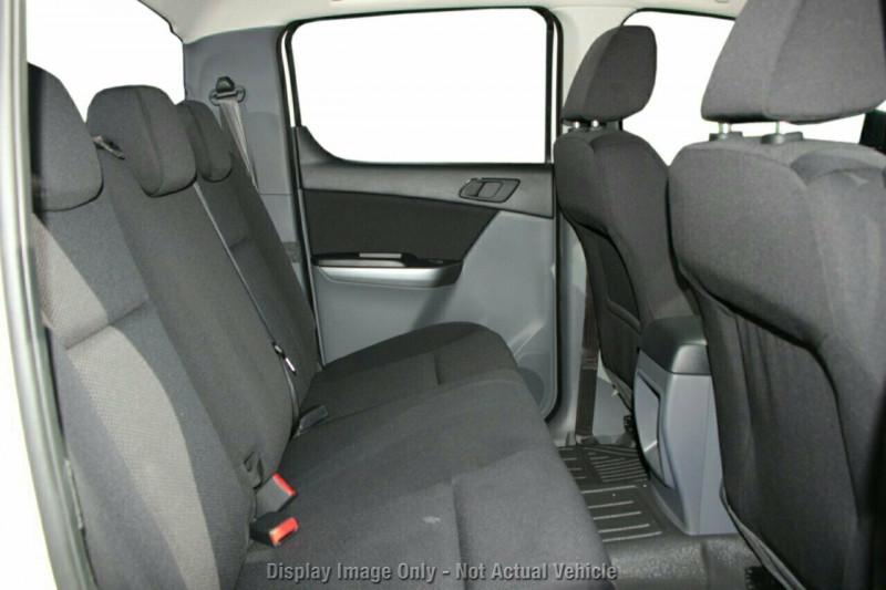 2018 MYch Mazda BT-50 UR 4x4 3.2L Dual Cab Chassis XT Cab chassis