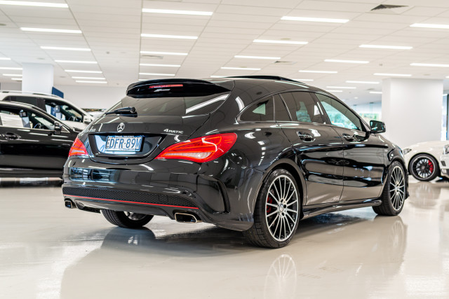 2016 MY07 Mercedes-Benz Cla-class Wagon Image 4