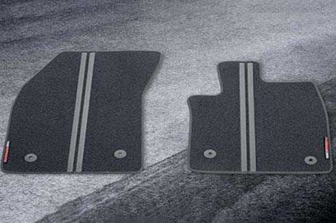 """<img src=""""Floor Mats - Ford Performance Style Front"""
