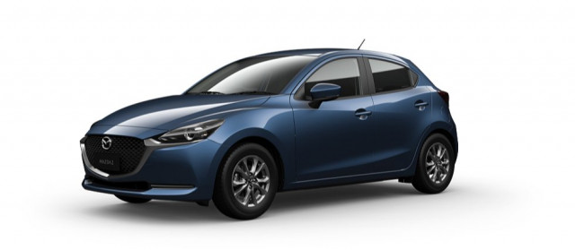 2021 MY20 Mazda 2 DJ Series G15 Pure Hatchback Mobile Image 1