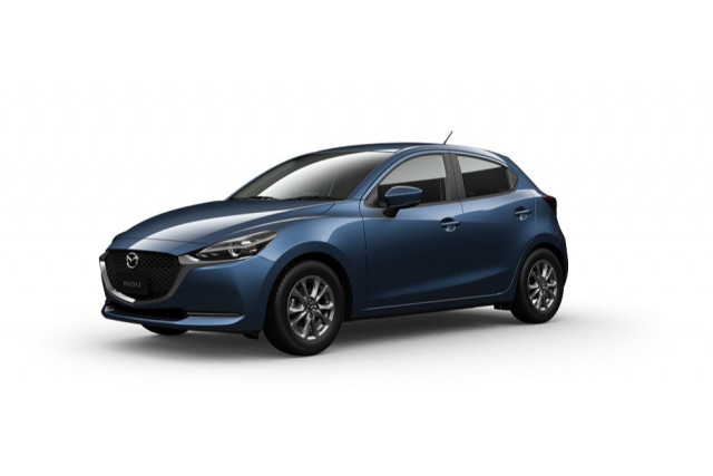 2021 MY20 Mazda 2 DJ Series G15 Pure Hatchback