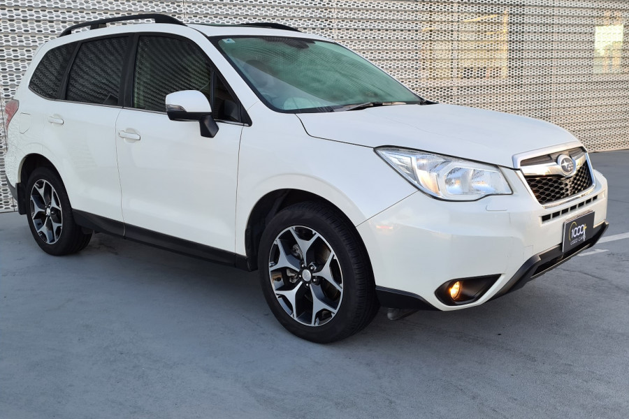 2015 Subaru Forester S4 2.0D-S Suv