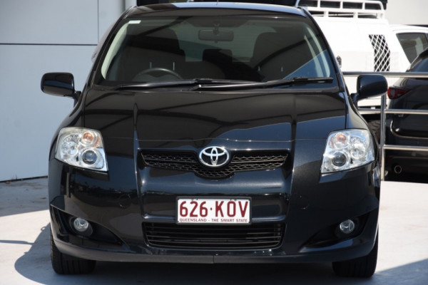 2007 Toyota Corolla ZRE152R Conquest Hatch Image 2