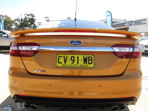 2015 Ford Falcon FG X XR8 Sedan Image 4