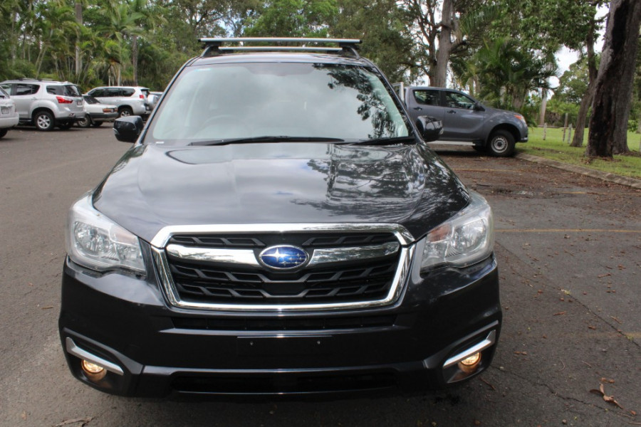 2017 Subaru Forester S4  2.0D-S Suv
