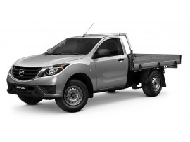 Mazda BT-50 4x2 3.2L Single Cab Chassis XT UR