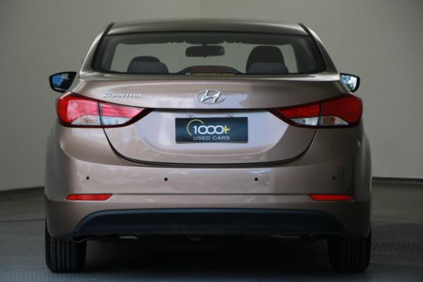 2014 Hyundai Elantra MD3 Active Sedan Image 4