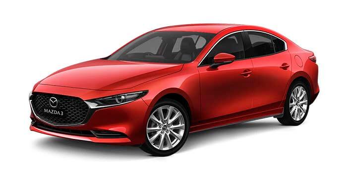 2019 Mazda 3 BP G20 Touring Sedan Sedan