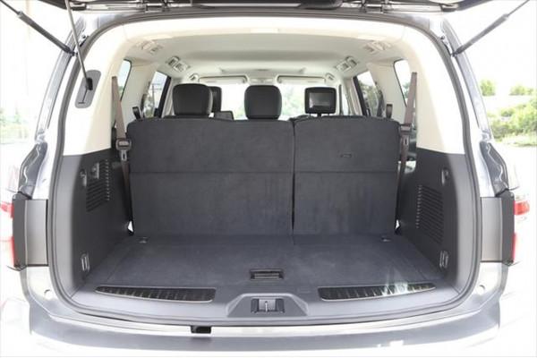 2020 MY21 Nissan Patrol Y62 Series 5 Ti-L Suv Image 5