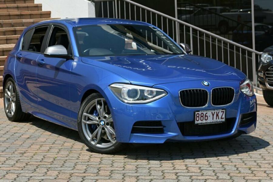 2013 BMW M135i F20 F20 Hatch