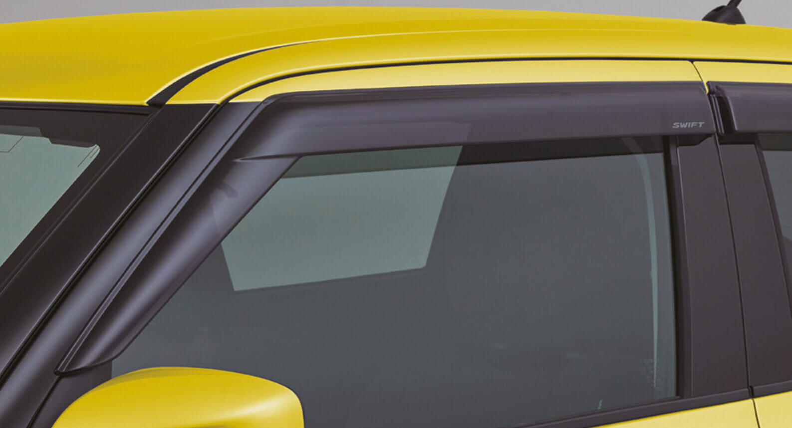 Swift Sport - Weather Shield, Front Pair