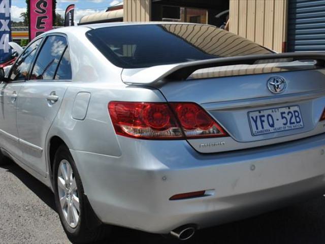 2008 Toyota Aurion GSV40R Touring Sedan