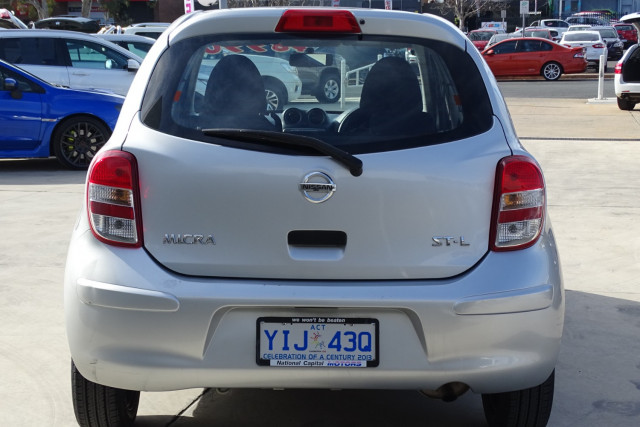 2011 Nissan Micra ST-L 7 of 30