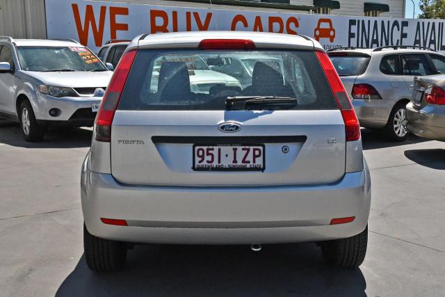 2005 Ford Fiesta WP LX Hatchback Image 4