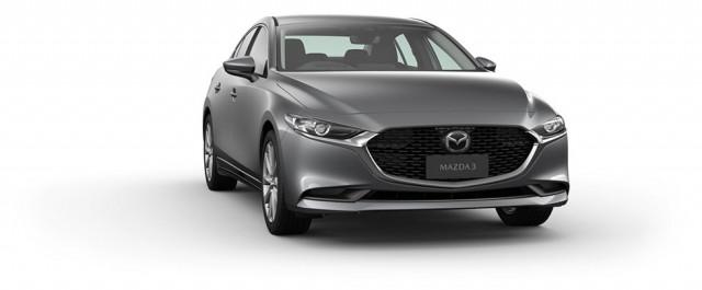2021 Mazda 3 BP G20 Evolve Sedan Sedan Mobile Image 5